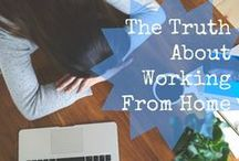 Blogging Hints and Tips For Bloggers / All about blogging and working from home!