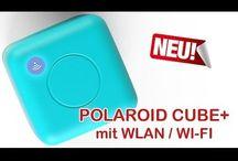 Action Kameras / Polaroid Cube, HTC Re, GoPro und mehr