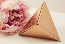 Origami Box Tutorials / A bunch of cute and useful origami gift boxes, video tutorials & diagrams!