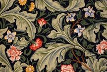 PATTERNS: William Morris / by Solvita