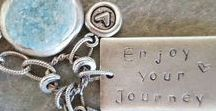 Word Jewelry Inspiration / crystal jewelry, handmade jewellery, vegan jewelry, gemstone jewelry, inspiration word pendants, crystal healing jewellery, Noosa, Australia. https://www.earthjewelcreations.com/