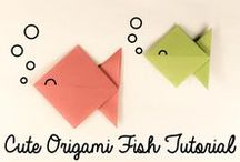 Traditional Origami Photo Tutorials / Here are some easy and traditional Japanese origami photo tutorials! #origami #traditional #Japanese #phototutorial #tutorials #origamiinstructions