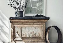 living spaces love / modern rustic living spaces / by Caitlin Chotrani