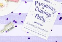 pregnancy cravings / all the yummy eats for those special nine months