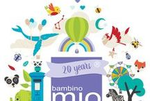 Bambino Mio 20th birthday / celebrating 20 years of growing with families