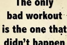Get Up And Go / Getting fit and healthy!