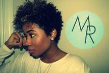 natural hair / by ShaRhonda Dillard