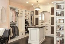 Closets / Storage Ideas for Clothes/Shoes etc... / by Rhonda Flurry