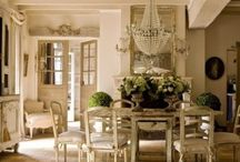 Dining Rooms / Inspiration for The Dining Room / by Rhonda Flurry