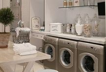 Laundry Room Ideas / Inspiration of the Work Room  / by Rhonda Flurry