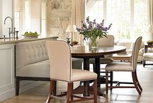 Breakfast Nook / Ideas for  The Eating Area of the House / by Rhonda Flurry