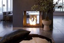 Fireplaces / Fireplace Ideas / by Rhonda Flurry