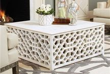 Coffee Tables / Styles of Coffee Tables / by Rhonda Flurry