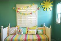 Girl bedroom / by Jessica Worwood
