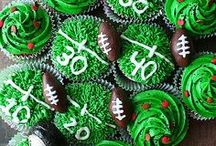 Tailgating Touchdowns / Go Niners!  And Gators..... And Knights!!! / by Kathi Atwell