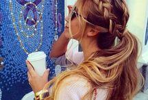hair + MAKEUP + nails / by Marii Nieves