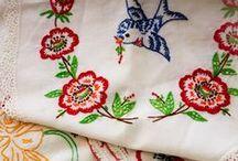 Embroidery / by Helenka P