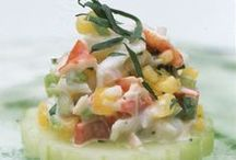 Island Food / Fresh deliciousness inspired by the tropics.  / by Kristian Gallagher