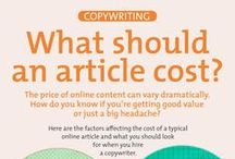 Copywriting Tips / by Kristian Gallagher
