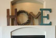 Wall Decor/Home Decor / by Jessica Worwood