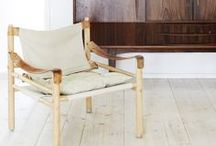 Chairs, sofas, tables / by Mari Kervinen