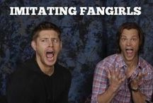 Supernatural & all things Winchester