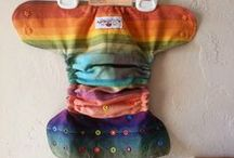 Cloth diapering / by Erin Smith