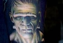 Tattoos, & Other Body Adornments / Various & eclectic misc. etcetera pertaining to body art, & other such adornments. Images, songs, movies, poems, memes, quotes...