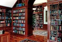 My Study  / I want to have a study/library in the home I will eventually own. Out of the list of things I want in life, this is definitely in the top 5 personally.