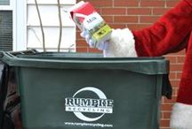Clean & Green Christmas / Crafts, activities and tips for keeping your holidays clean and green!  / by Rumpke Waste & Recycling