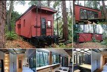 derek hale's tiny house / by Katy
