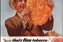 Vintage Ads:  CIGARETTES  CIGARS PIPES TOBACCO LIGHTERS ETC. / Old ads for cigarettes, cigars, pipes, and relevant items. Smoking Ephemera, Cigarette Ephemera / by Linda Leepa