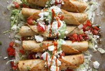 Mexican Degustation