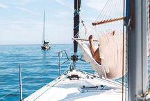 ♡ Travel // Sailing Holiday.