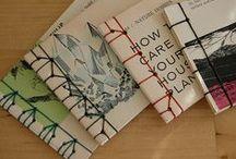 Bookbinding, book craft / by Mari Kervinen