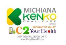 Michiana Community Kenko Challenge / The Michiana Community is coming together to create healthier community one person at a time. The challenge is  teams and individuals compete in health-based challenges and games and share their successes online and through social media. Join the Michiana Community Challenge; together we can make a difference.  To learn more go to C2 Your Health LLC community wellness website http://www.yourwellnessclub.org