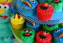 Sesame Street Party / For Emma's obsession with Elmo! / by Kathi Atwell