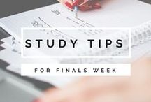 College Study Tips / If you are worried about studying in college and looking for studying tips - look no further! This board is populated with pins that have the BEST College Studying Tips! Whether you are looking for advice on studying for finals, how to take notes, or anything in between - this is the board you need!