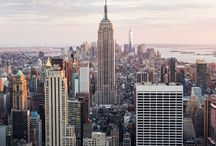 ♡ Travel // New York. / New York State of Mind