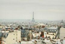 ♡ Travel // Paris. / Je t'aime