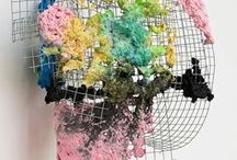 Art / Inspiring artworks by various artists: sculptures, installations, paintings and graphics.