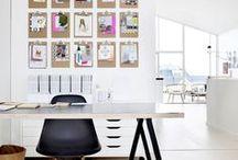 ♡ Interior // Office.