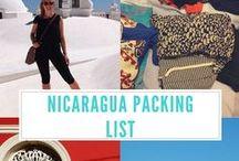 ♡ Travel // Nicaragua.