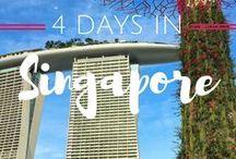 ♡ Travel // Singapore.