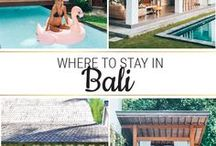 ♡ Travel // Bali, Gili, Indonesia