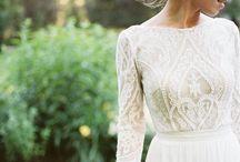 ♡ Wedding // The Dress.