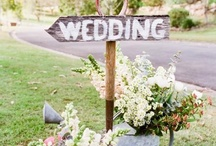 . wedding . / ❝ Grow old with me! The best is yet to be ❞ RobertBrowning / by Sharon Smith