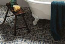 bathroom renovation ideas / by Judith Coan-Stevens