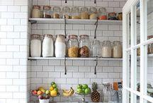 kitchen inspiration / by Judith Coan-Stevens