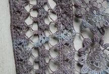 Crochet / Crochet patterns and ideas I want to try